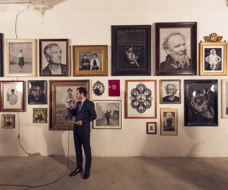 Mostra culturale in Spazio Cadet | Fabbrica Saccardo Schio