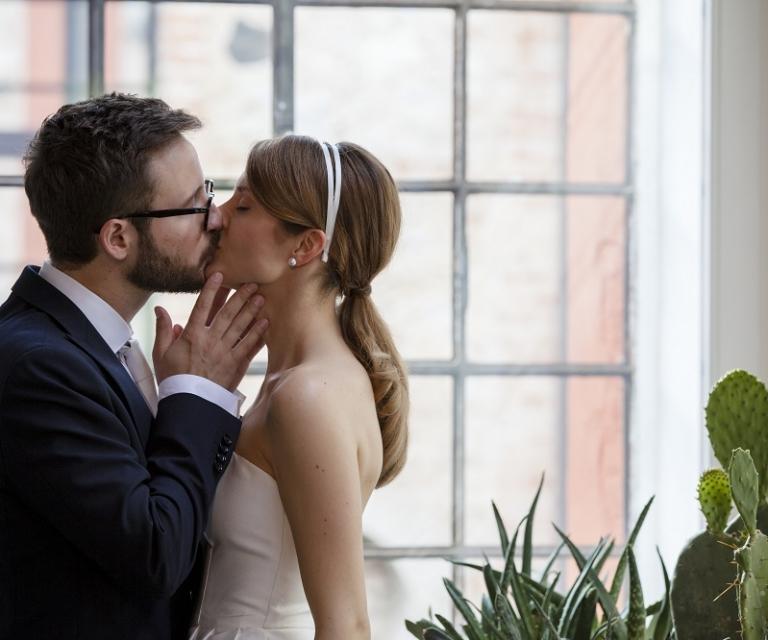 Il matrimonio in Fabbrica Saccardo