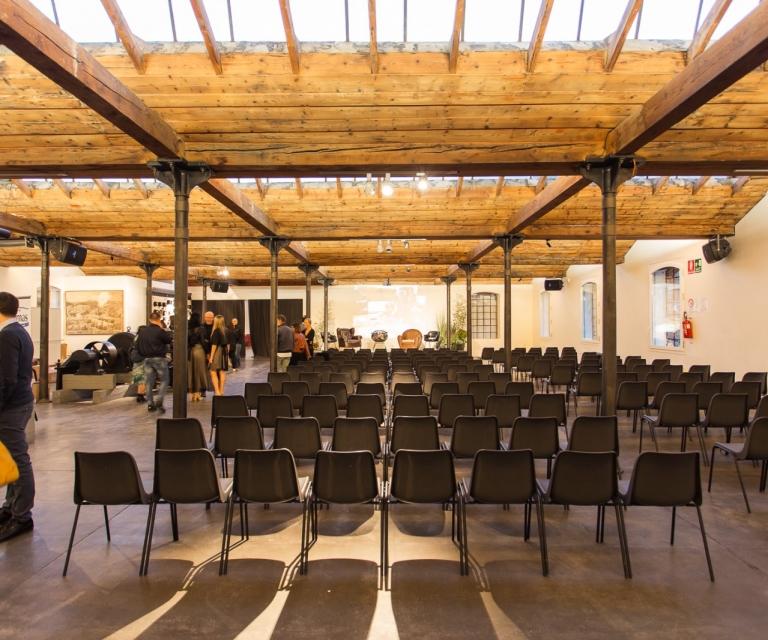 Location per meeting aziendali | Fabbrica Saccardo Schio